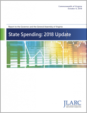 State spending 2018