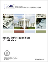 State Spending Report 2015